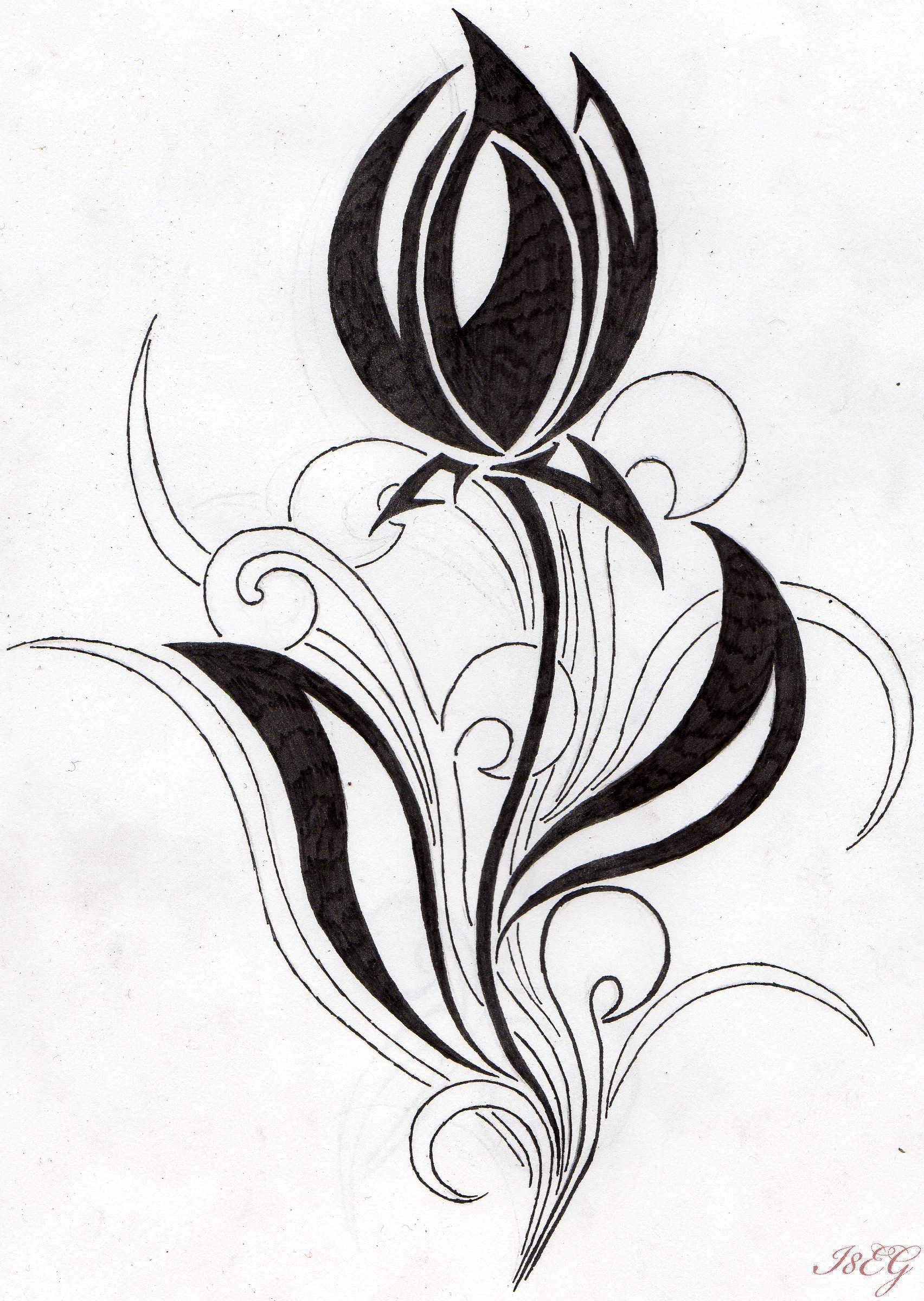 Lily flower tattoo ideas images for tatouage lily flower tattoo ideas throughout white lily flower tattoo black lily flower tattoo sample photo izmirmasajfo