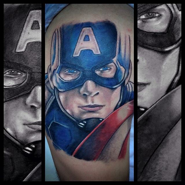 Truly Outstanding Patriotic Tattoos