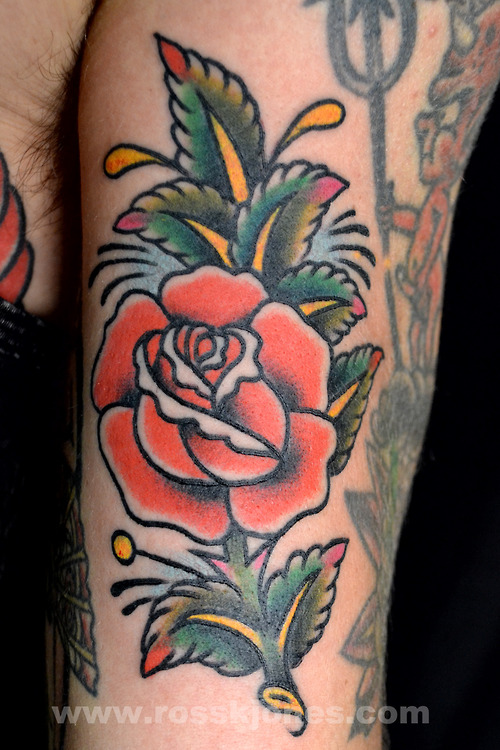 Tumblr Traditional Rose Tattoo For Arm In 2017 Real Photo Pictures