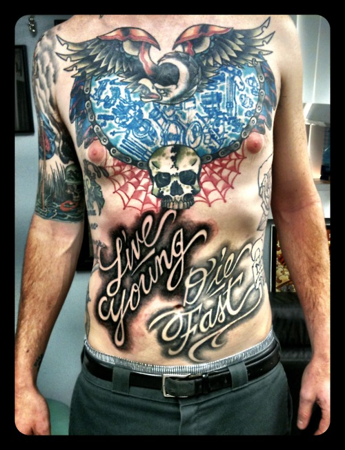 Tumblr Video Game Tattoos On Belly