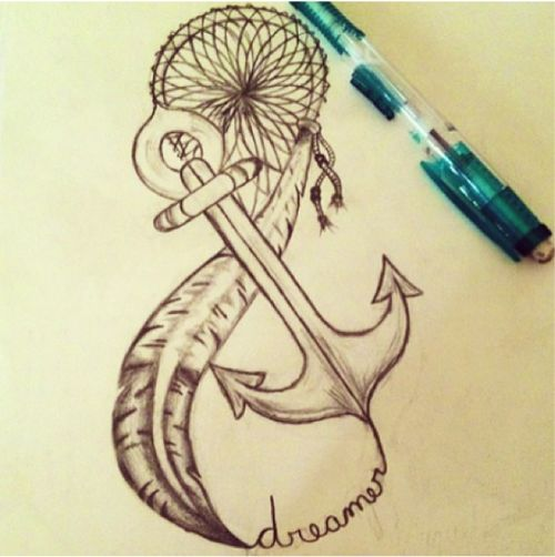 Ultimate Dream Catcher Tattoo Picture