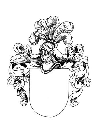 Wallace Family Crest Tattoo Design