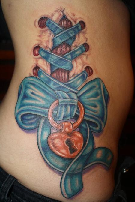 Henna Tattoo Youngstown Ohio : Lung cancer ribbon tattoos designs best
