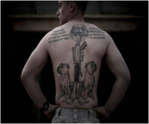 Afghanistan Unrest US Army Tattoo photo - 1