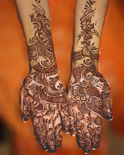 African Temporary Tattoo photo - 1