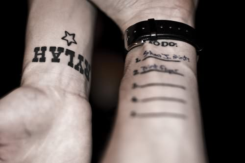 Bug Tattoo For Wrist For Girls photo - 3