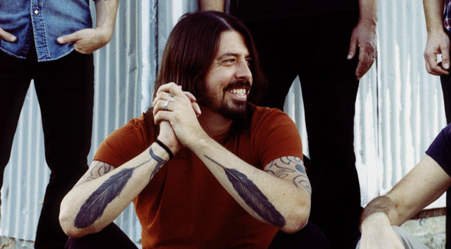 Dave Grohl Feather Tattoo Designs photo - 1