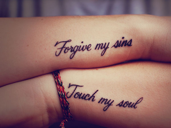 Family One Love Wrist Tattoos photo - 1