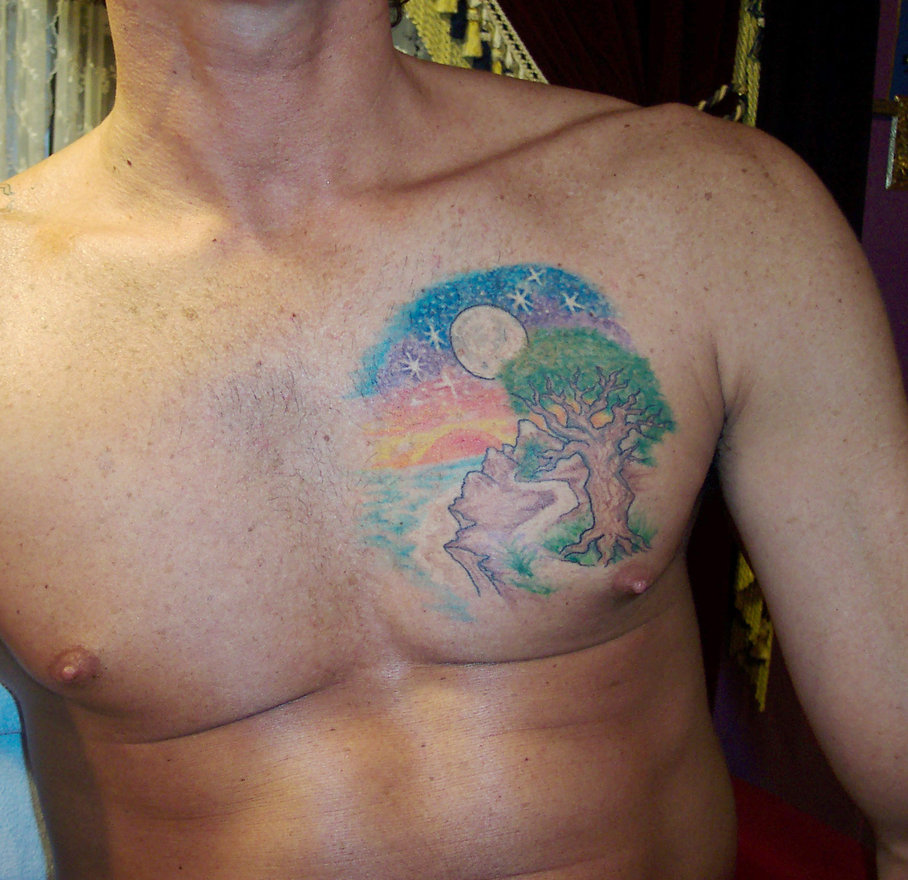 Fantastic Cancer Tattoo Designs photo - 1
