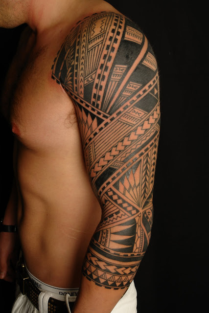 Filipino Tribal Tattoo For Guys photo - 3