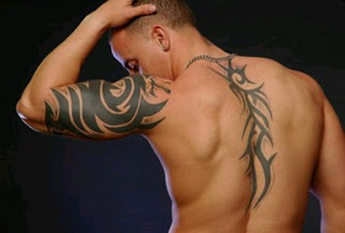 Fresh Lion Tattoo On Biceps photo - 2