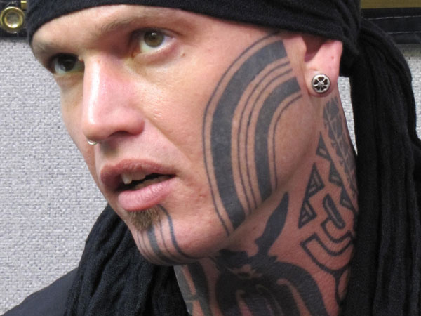 Full Face And Neck Tattoos photo - 1