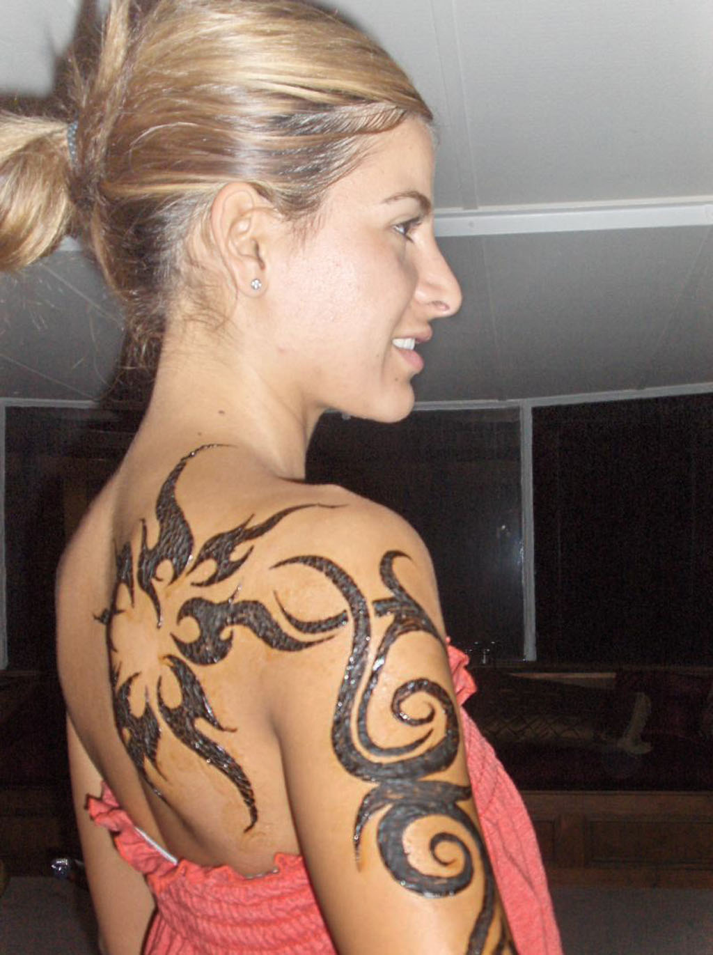 Hot Tribal Tattoos For Women photo - 3