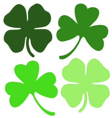 Irish Clover Tattoo Design photo - 1