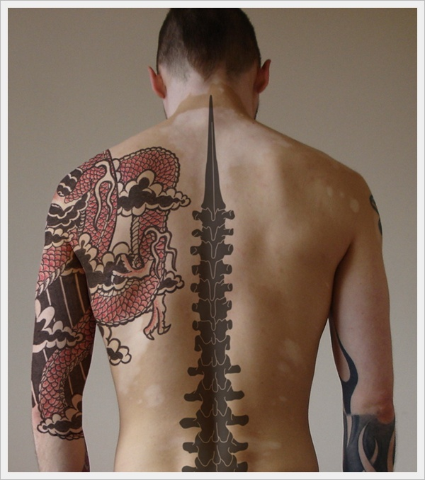Latest Tribal Tattoo Designs photo - 1
