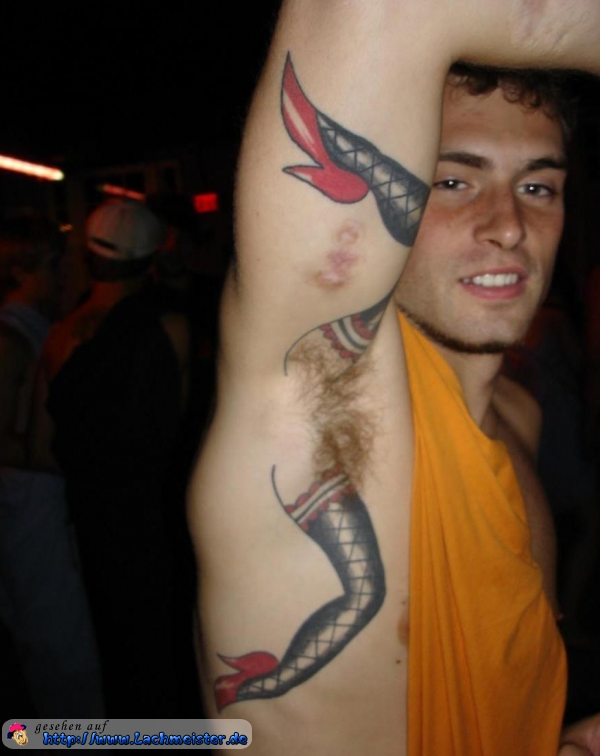 Manly Tribal Tattoo For Arm photo - 2