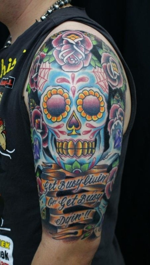 Mexican Rebel Tattoo On Lower Arm photo - 1