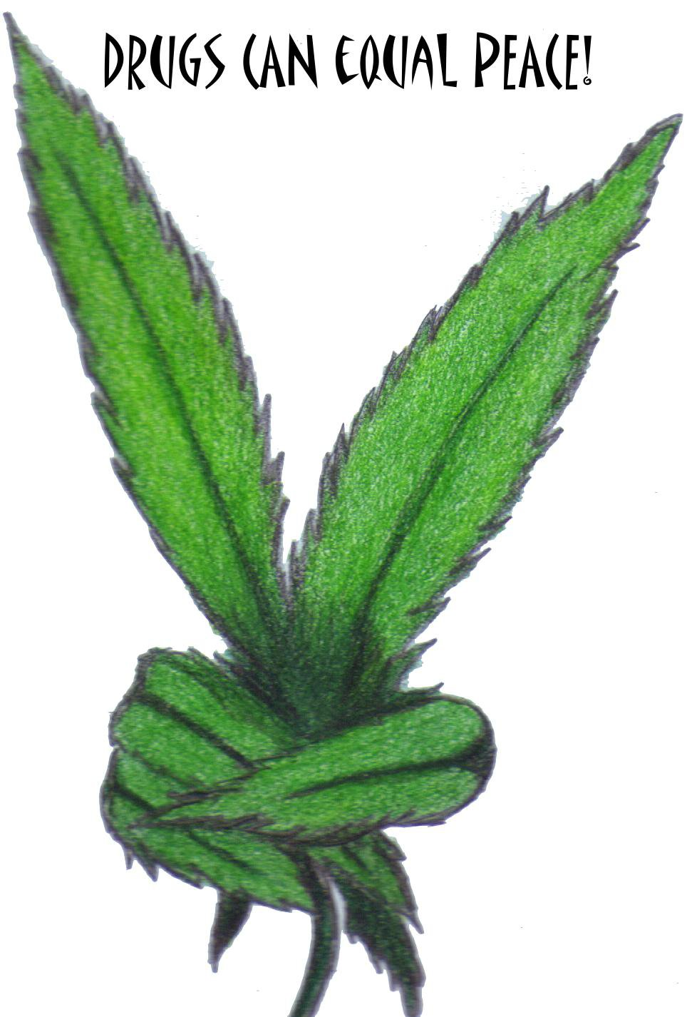 Peace Sign And Pot Leaf Tattoo Design in 2017: Real Photo ...