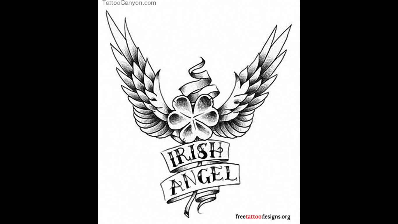 Terrific Claddagh Tattoo Design photo - 1
