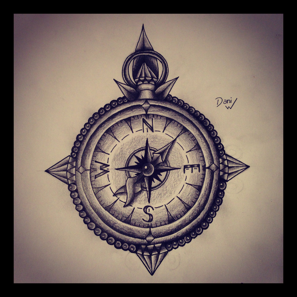 traditional compass tattoo design in 2017 real photo pictures images and sketches tattoo. Black Bedroom Furniture Sets. Home Design Ideas