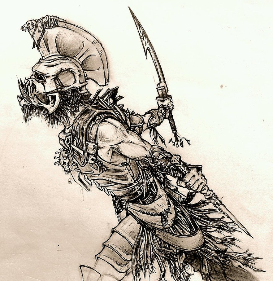 warrior skull tattoo drawings in 2017 real photo pictures images and sketches tattoo. Black Bedroom Furniture Sets. Home Design Ideas